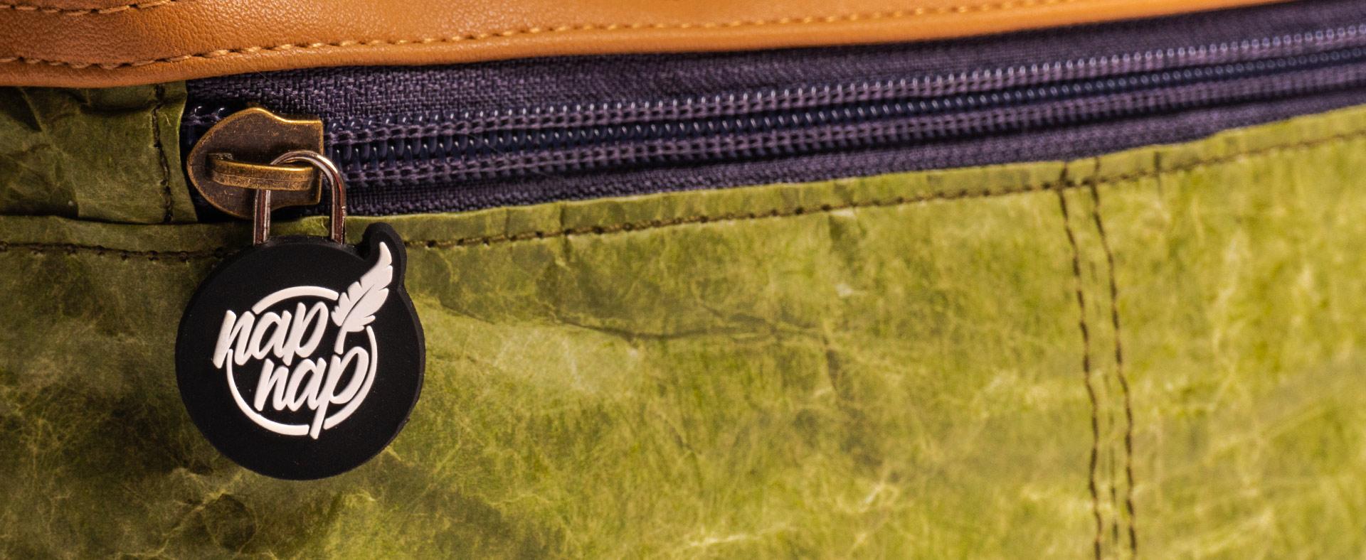 Torby i plecaki z Tyveku, portfele i portmonetki Napnap