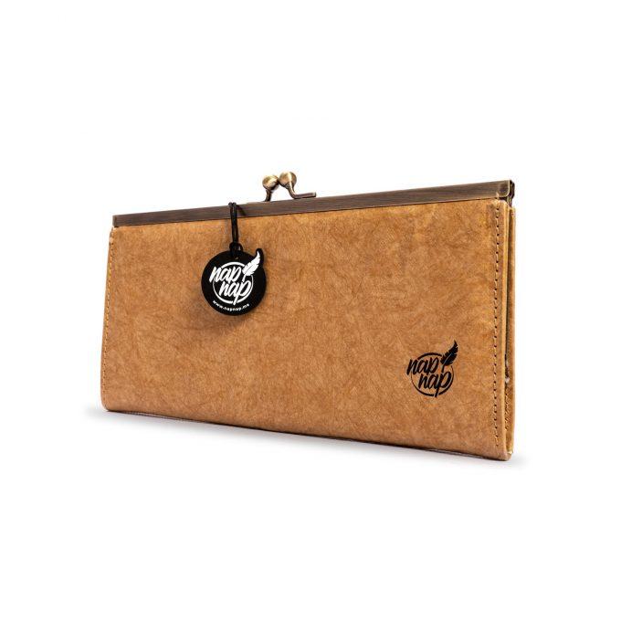 Napnap portmonetka z tyveku, portfel na karty kredytowe
