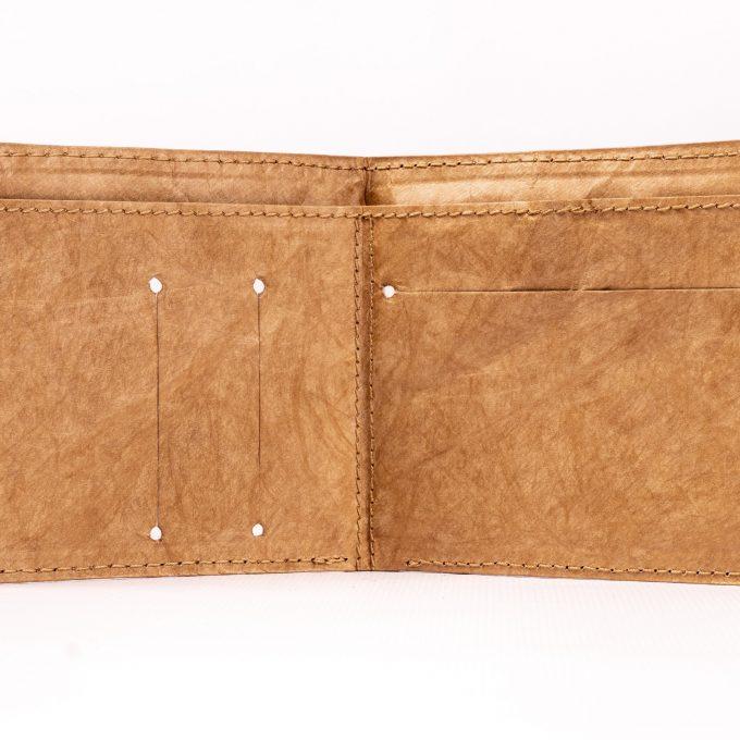 Napnap Lekki portfel z tyveku na karty kredytowe